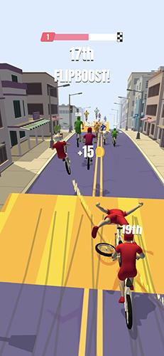 自行车冲刺截图6