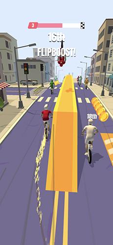 自行车冲刺截图5