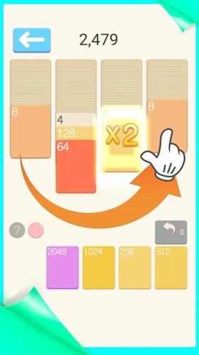 2048纸牌截图4