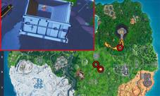 堡垒之夜集装箱位置介绍 搜索集装箱内的宝箱