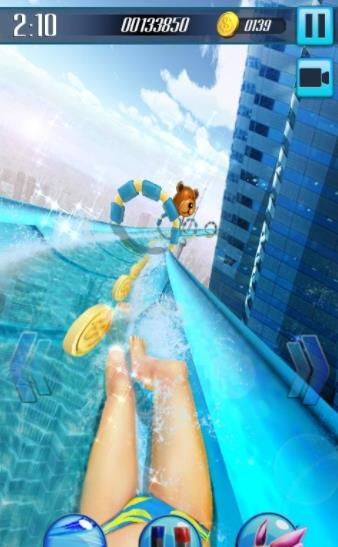 3D水滑梯截图2