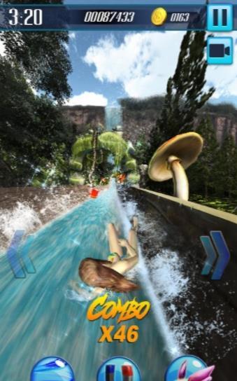 3D水滑梯截图4