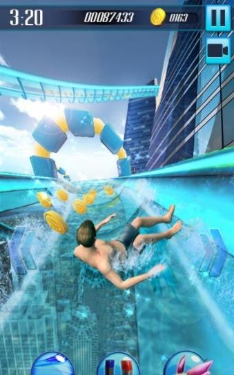 3D水滑梯截图1