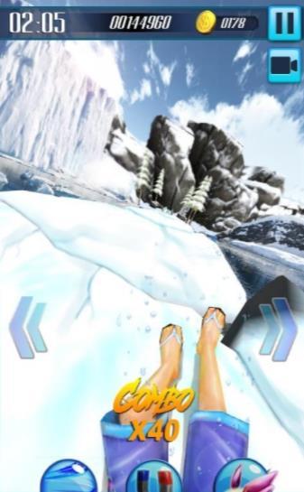 3D水滑梯截图3