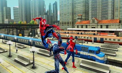 蜘蛛侠:保卫城市截图2