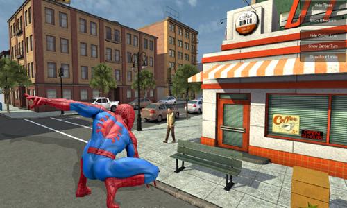 蜘蛛侠:保卫城市截图4