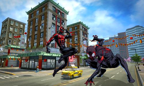 蜘蛛侠:保卫城市截图3
