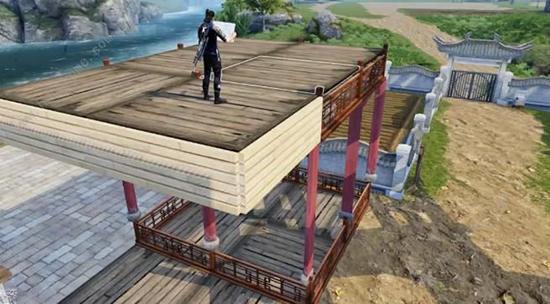 明日之后中式建筑建造