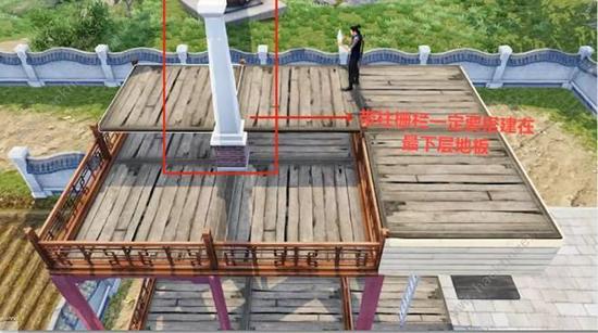 明日之后屋顶建造