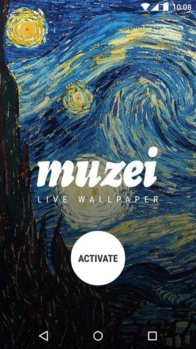 Muzei动态壁纸app截图1