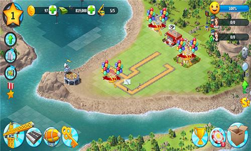 City Island 5玩法