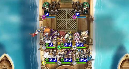 梦幻模拟战手游浪涛的守护者打法攻略