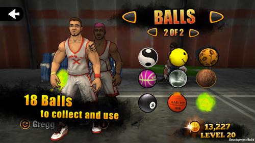 模拟篮球截图1