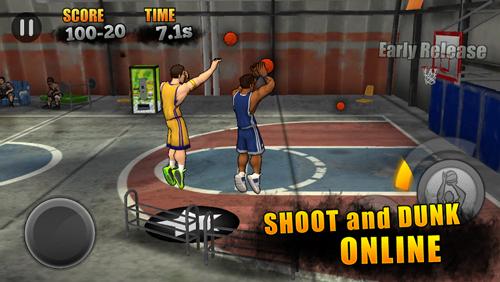 模拟篮球截图2