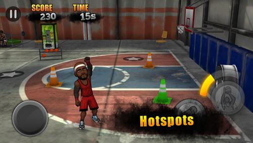 模拟篮球截图4
