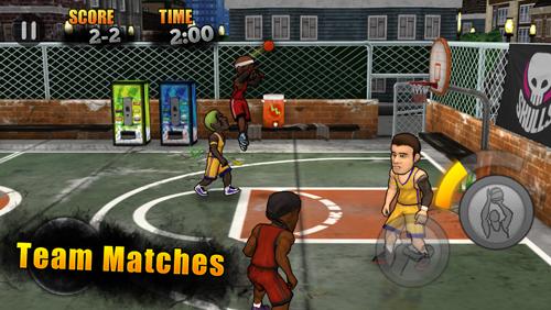 模拟篮球截图5