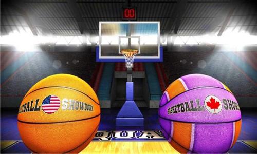 模拟篮球1