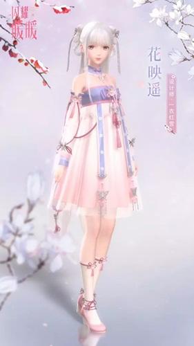 闪耀暖暖花影遥套装展示2