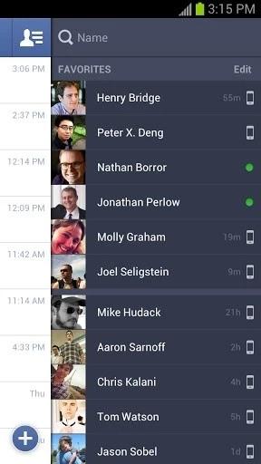 Messenger安卓版截图5