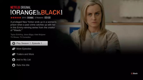 在线电影租赁Netflix安卓版截图1