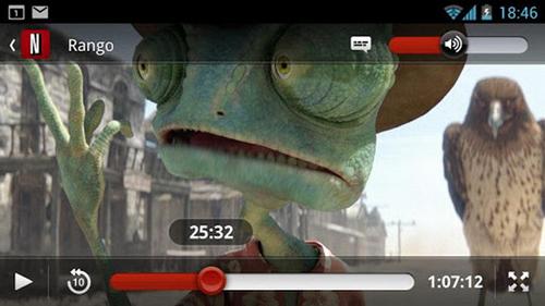 在线电影租赁Netflix安卓版截图3