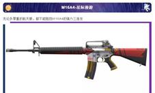 和平精英M16A4星际漫游怎么样 皮肤图鉴介绍