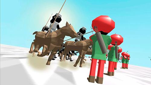 火柴人战场模拟器截图2
