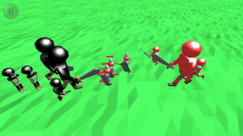 火柴人战场模拟器截图3