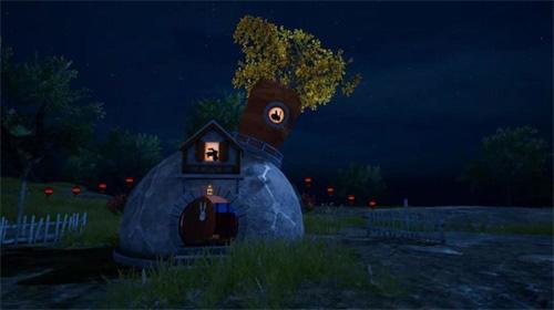 萌趣可爱的胡萝卜屋