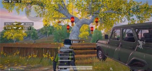 和平精英桂花林3
