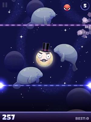 火箭射月特色
