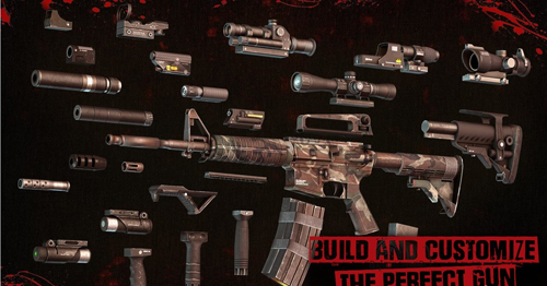枪神记3:僵尸杀手截图3