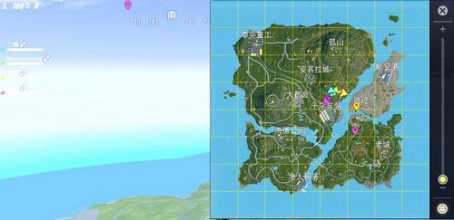 量子特攻地图怎么看2