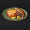 芝麻豆沙月餅