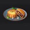 五仁火腿月饼