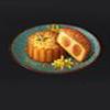 莲蓉双黄月饼