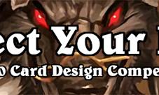 爐石傳說玩家DIY卡牌秀 尊敬長輩主題卡牌