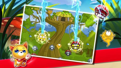 森林探險小英雄截圖3