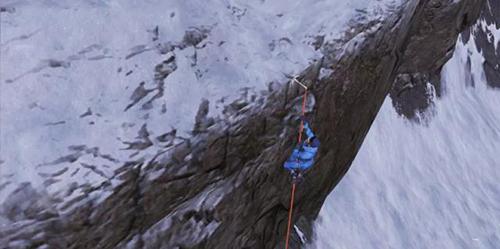 明日之后攀登狼襲峰攀登峭壁