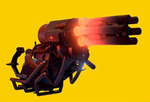 和平精英換彈最慢的槍械1