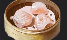 明日之后虾饺怎么做 食谱制作材料配方
