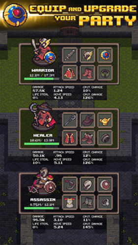 空之剑:地牢冒险者截图5