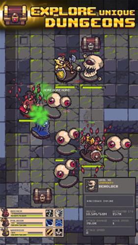 空之剑:地牢冒险者截图2