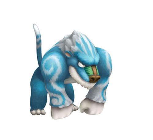 石器时代M狒狒