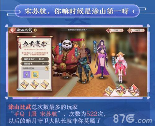 《狐妖小红娘》手游终测 趣味数据大盘点4