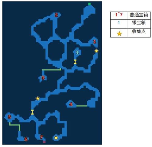 最终幻想勇气启示录达尔纳吉亚洞窟探索地图资源一览