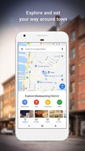 Google地圖app手機版截圖2