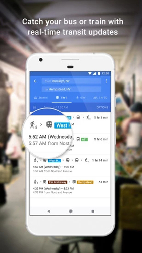 Google地圖app手機版截圖1