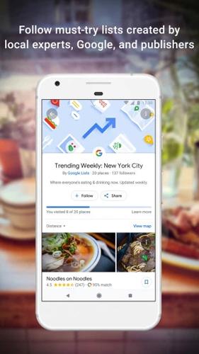 Google地圖app手機版截圖3