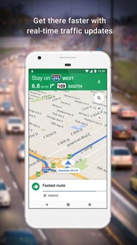 Google地圖app手機版截圖5